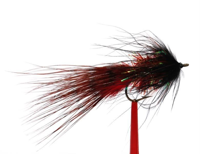 Forellen Streamer Hook Size 4